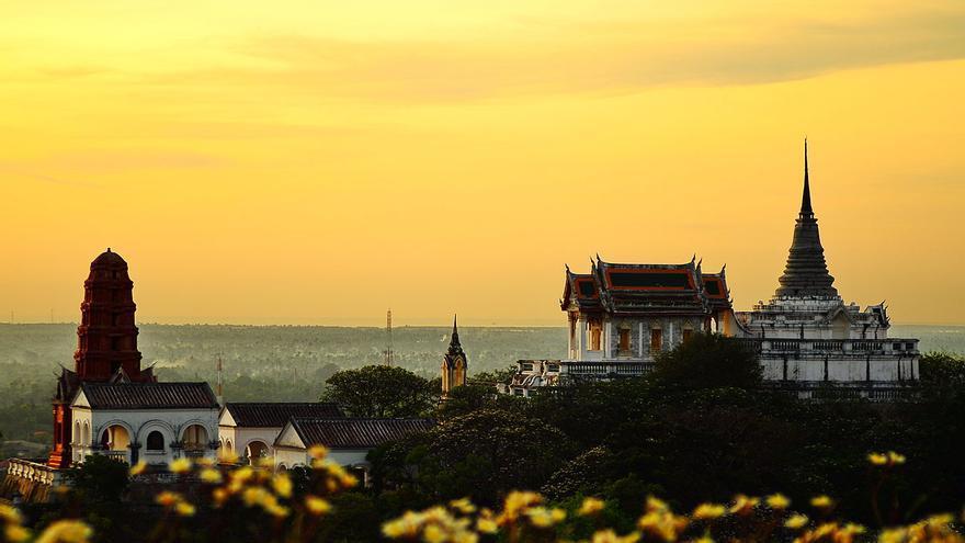 Parque histórico Phra Nakhon Khiri. Foto: Kritmongkholrat Arunsuriya, CC BY-SA