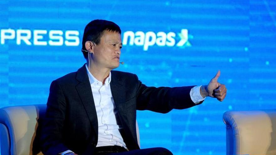 Alibaba invierte 2.900 millones en importante cadena de supermercados china