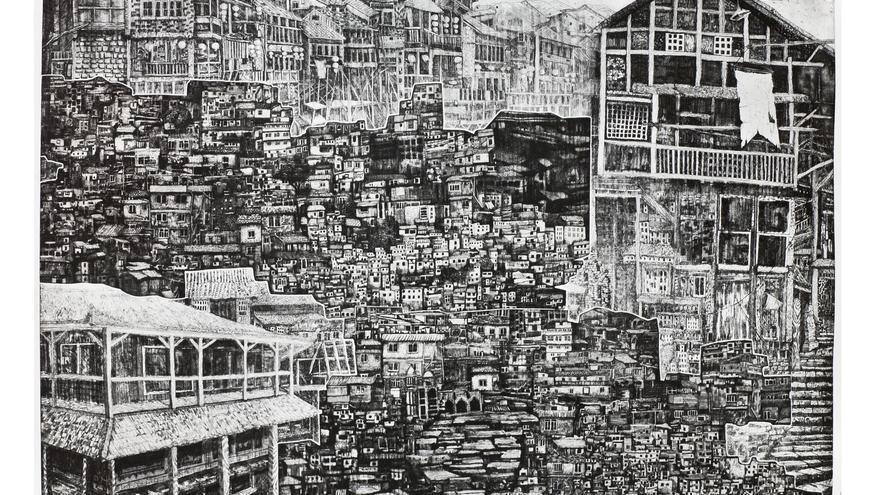 'Chinatown' de Oskar Gorzkiewicz fue galardonada con el segundo premio.