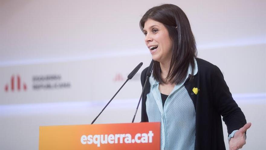 """ERC """"respeta"""" que Puigdemont vea en TC la mejor vía de defender sus derechos"""