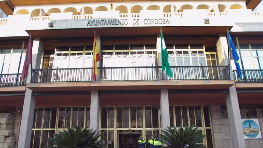 Fachada del Ayuntamiento de Córdoba | MADERO CUBERO