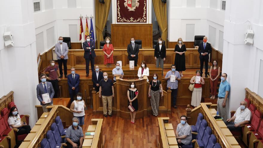 Castilla-La Mancha INclusiva en las Cortes regionales