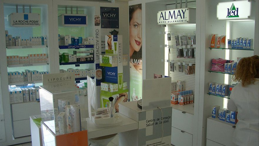 Según Andrew Quitmeyer, los productos sexuales los podemos encontrar en lugares tan comúnes como las farmacias