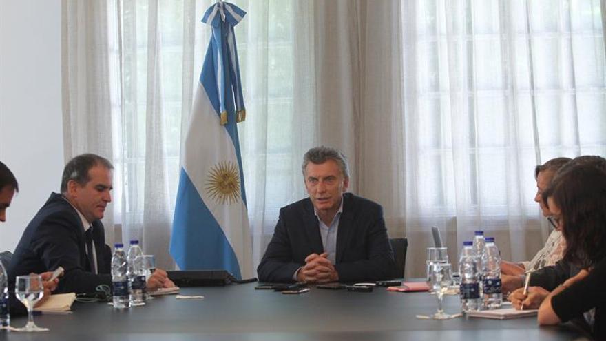 """Macri ve en su viaje a España una oportunidad para """"relanzar"""" un vínculo histórico"""