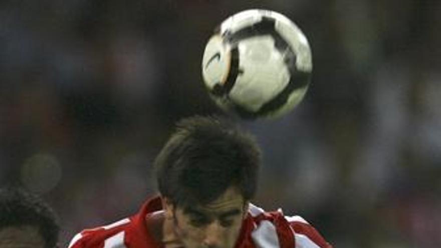 Jurado, del Atlético de Madrid