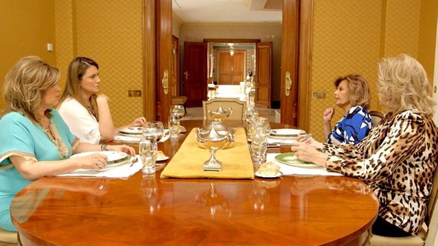 'Las Campos' se comen la noche y dominan en Telecinco con 18.7%