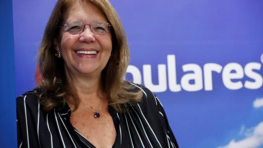 "Elvira Rodríguez: ""Mi vuelta no es un guiño a Aznar, sino a mi trayectoria"""
