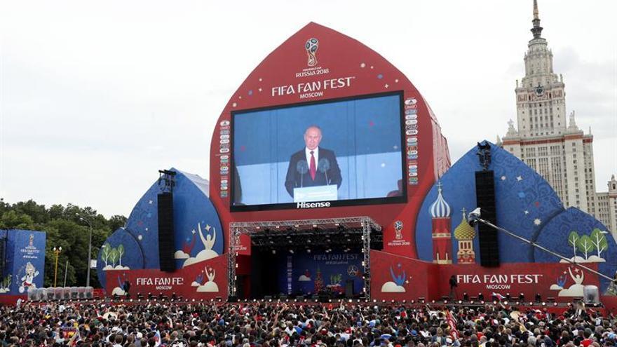 EEUU alerta de posibles ataques terroristas durante el Mundial de Rusia