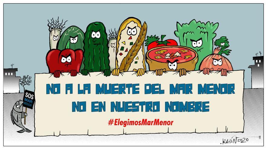 #ElegimosMarMenor