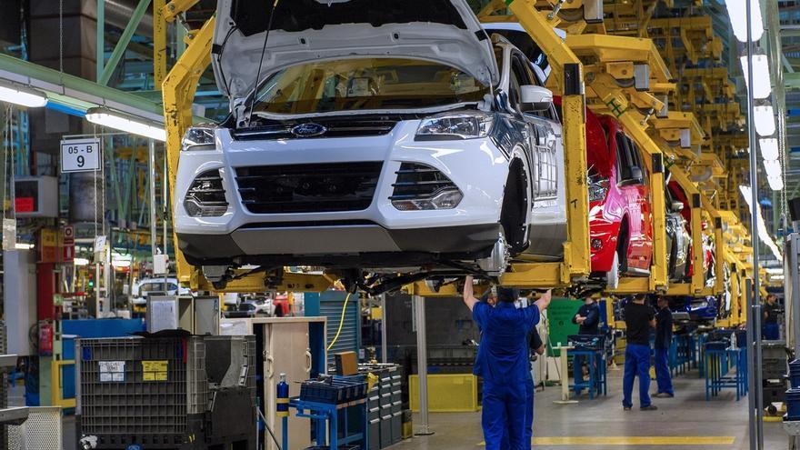 Acuerdo en Ford Almussafes para mantener los 430 empleos