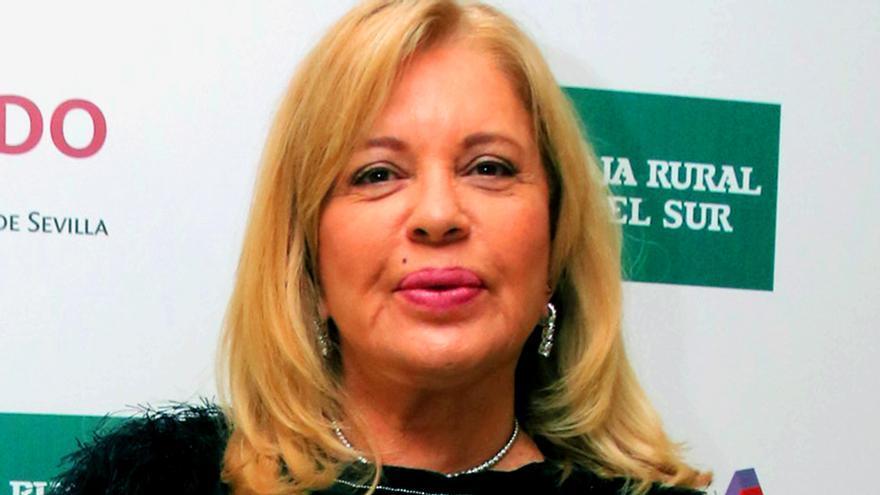 Bárbara Rey en una foto de archivo