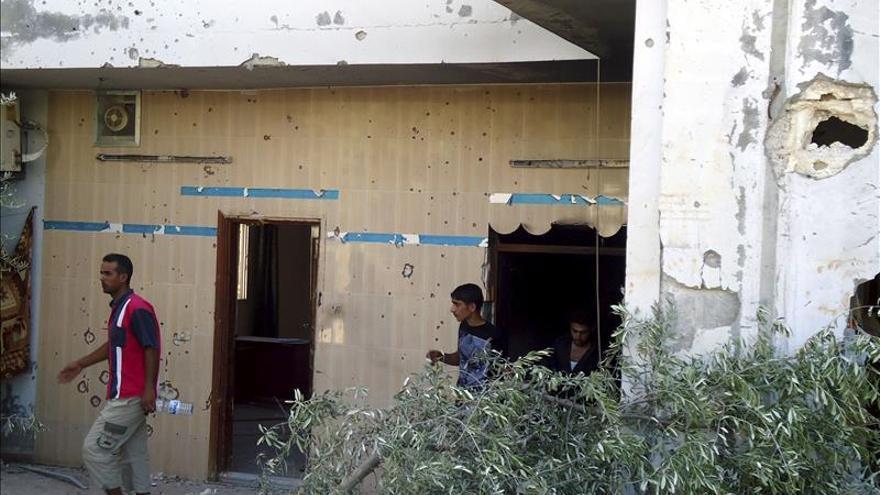 El EI asesina a 37 civiles en un pueblo del centro de Siria, según activistas