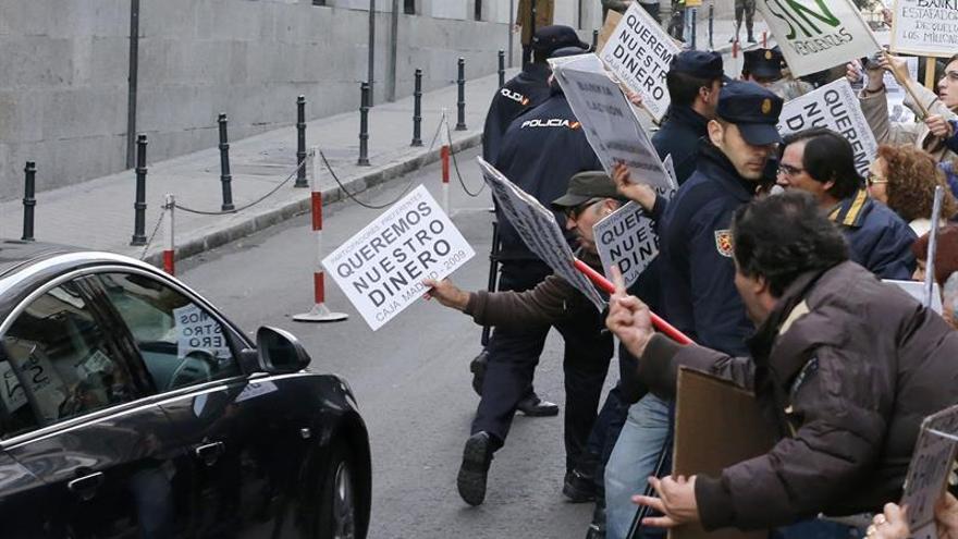 Deloitte y su socio declaran mañana por el caso Bankia en medio de una gran expectación