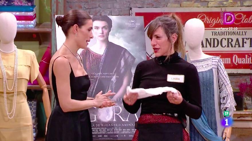 Laura, expulsada de 'Maestros de la costura 4'