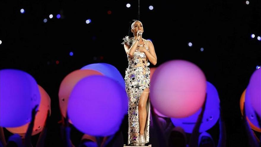 """Katy Perry inicia en Barcelona sus conciertos europeos de la gira de """"Prism"""""""