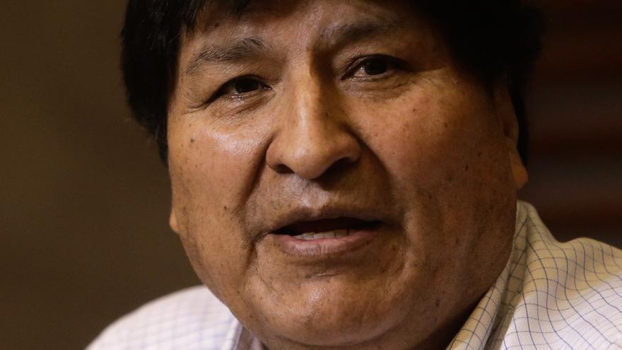 Morales pide que Macri sea juzgado por el supuesto envío a Bolivia de municiones
