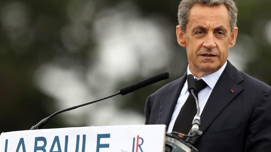 Sarkozy replica a la amenaza de juicio que nada desviará su atención