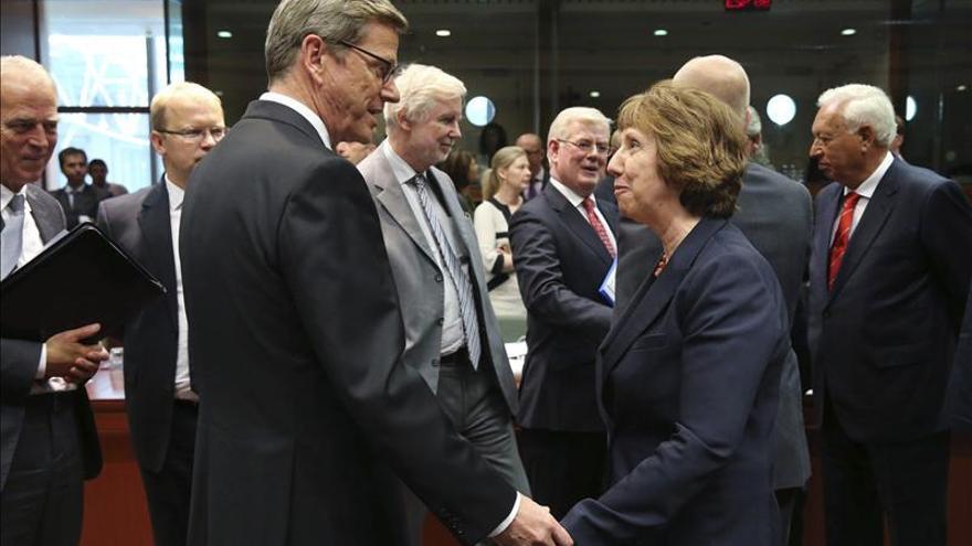 La UE pide a Siria que deje a la ONU investigar el supuesto ataque químico