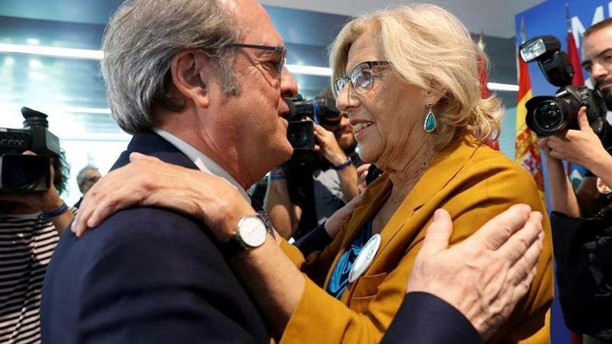 Carmena ganaría en Madrid y el PSOE en la Comunidad, pero dependen de los pactos