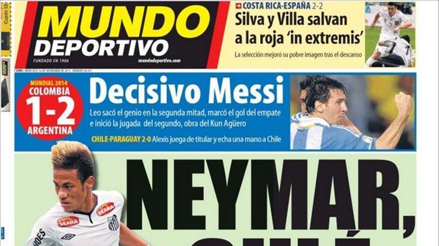 De las portadas del día (16/11/2011) #14