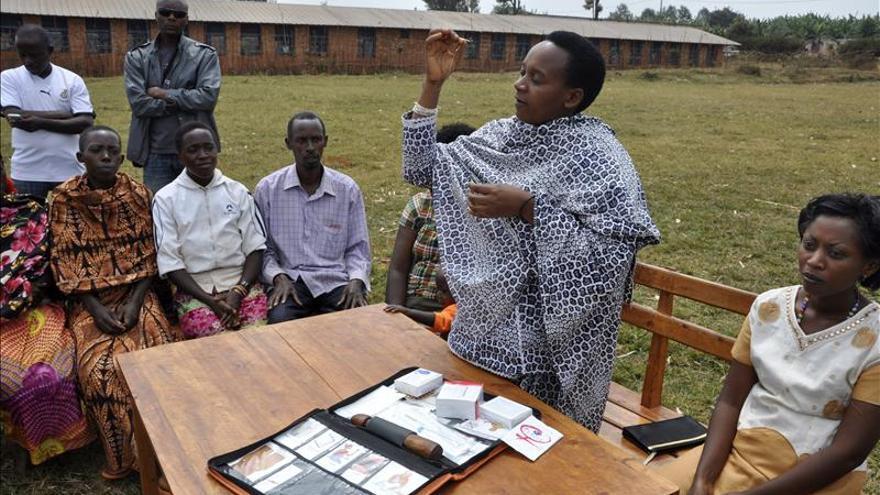 Burundi, donde la Biblia apoya el uso de anticonceptivos