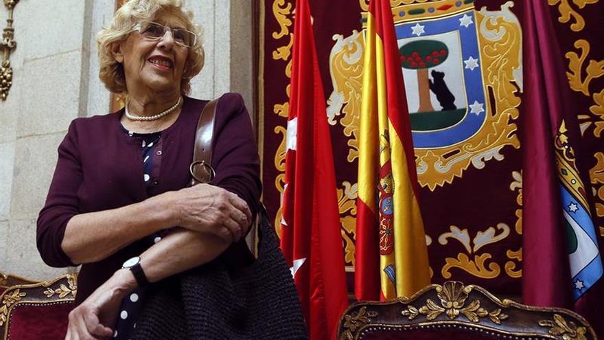 Carmena quiere volver al accionariado de Metro y plantea inyectar 150 millones