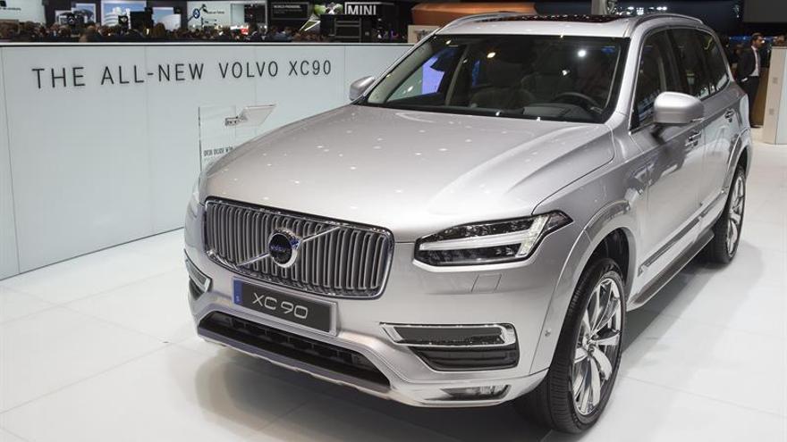 Volvo incorpora a los modelos de la Serie 90 la aplicación Skype for Business