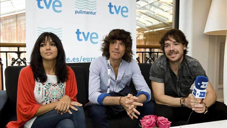 España cae a la última posición en los pronósticos de Eurovisión 2013