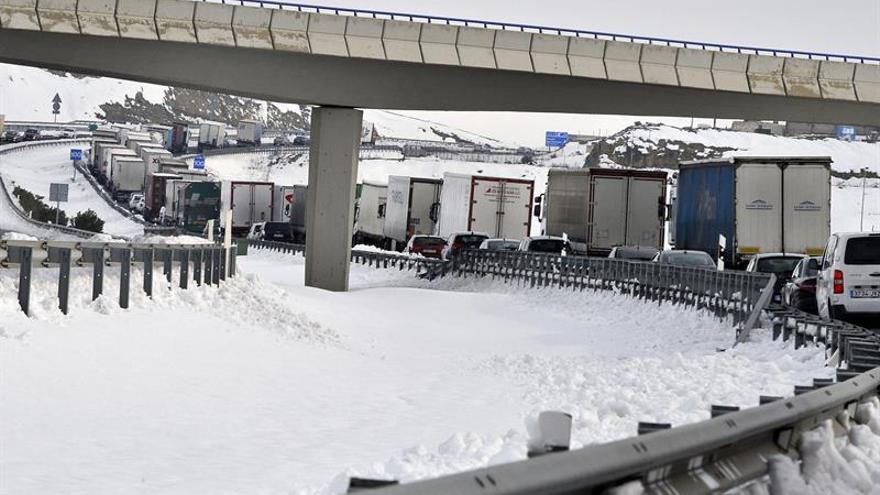 21 provincias siguen en alerta por nieve, lluvia, viento y bajas temperaturas