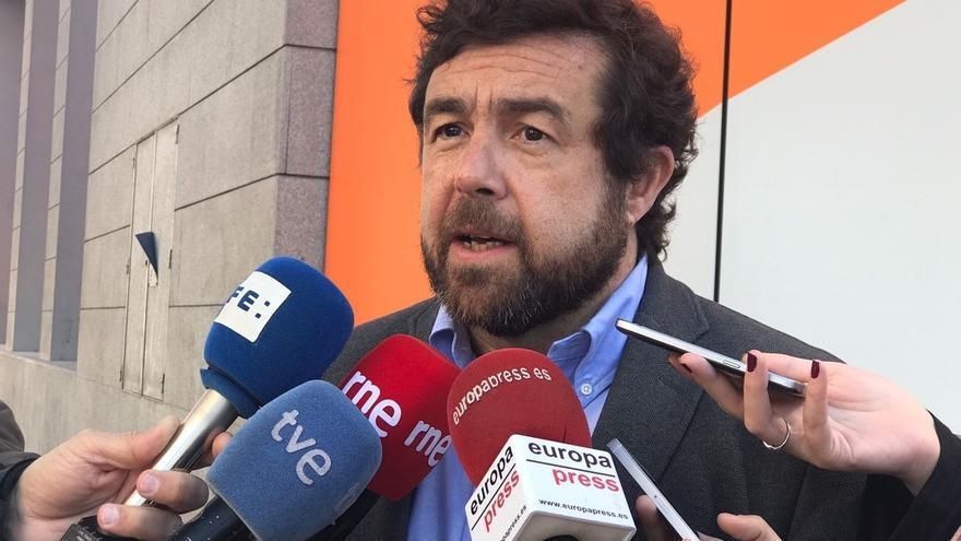 """Ciudadanos ve la entrega de armas de ETA como """"un engaño"""" para """"intentar blanquearse"""""""