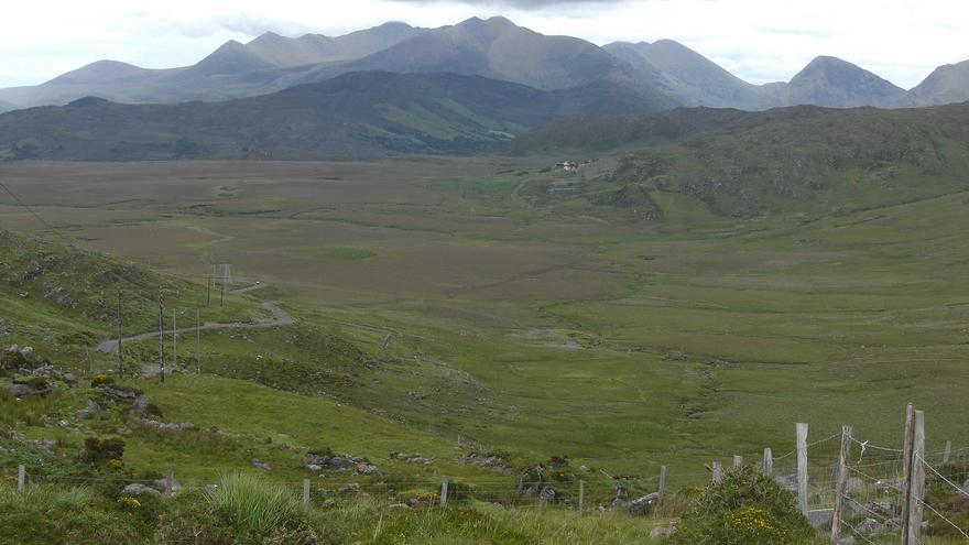 El Ring of Kerry recorre las zonas más bonitas del suroeste irlandés. Olivier Bruchez