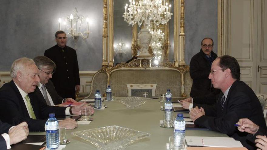 Margallo se reúne con el relator de ONU sobre verdad, justicia y reparación