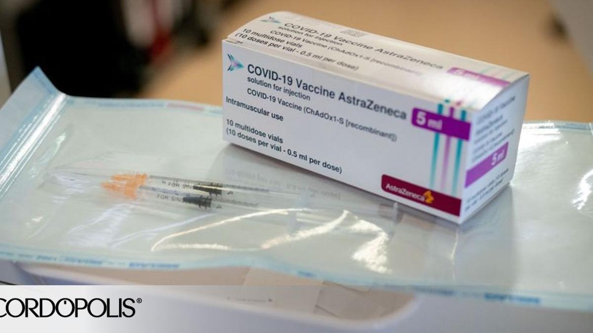 Vacuna contra la Covid19 de AstraZeneca.
