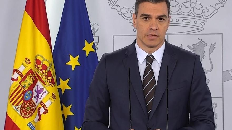 Sánchez no ve contradicción entre Iglesias que quiere derogar toda la reforma laboral y Calviño que se opone