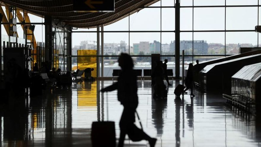 Cerrado el espacio aéreo del aeropuerto Madrid-Barajas por presencia drones