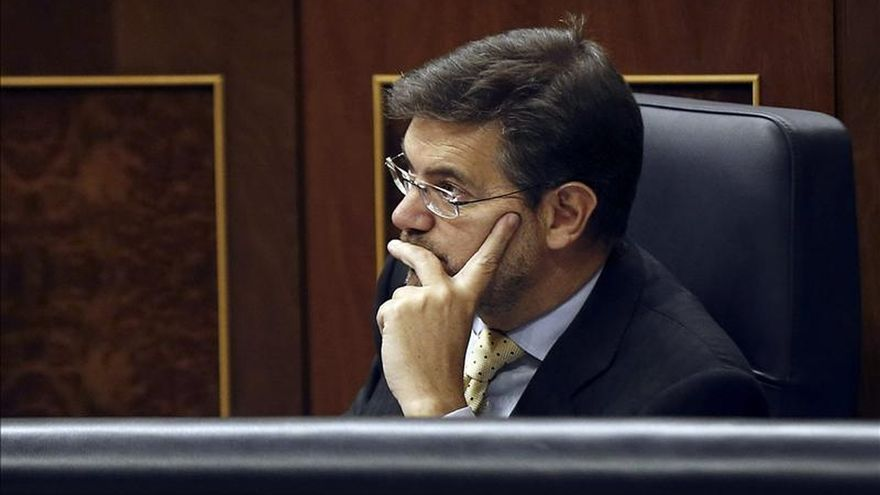 """Catalá defiende que las escuchas tendrán todas las """"garantías judiciales"""""""