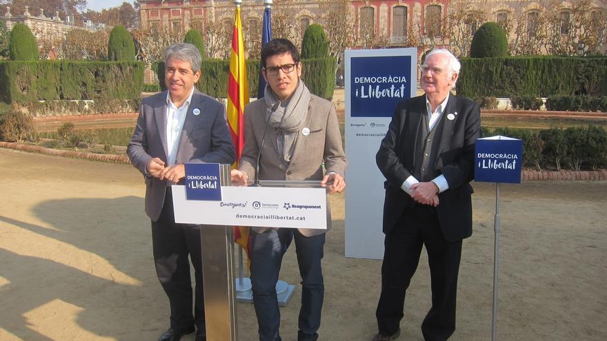 Homs no colaborará en una reforma constitucional y pide un proceso constituyente catalán