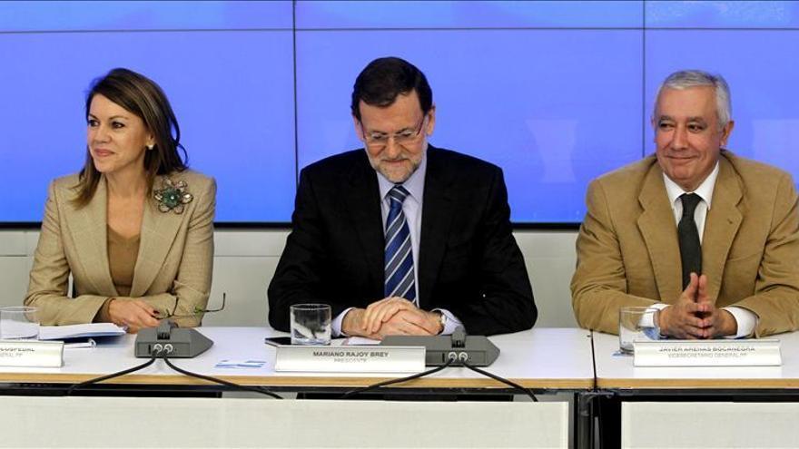Bárcenas y el paro centran la sesión de control del Senado a la que no irá Rajoy