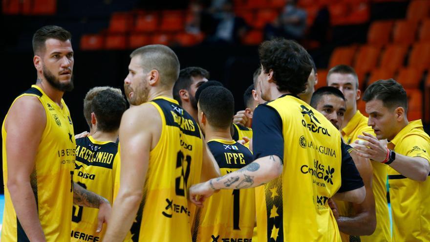 El Iberostar Tenerife conocerá este miércoles su hoja de ruta en la Basketball Champions League
