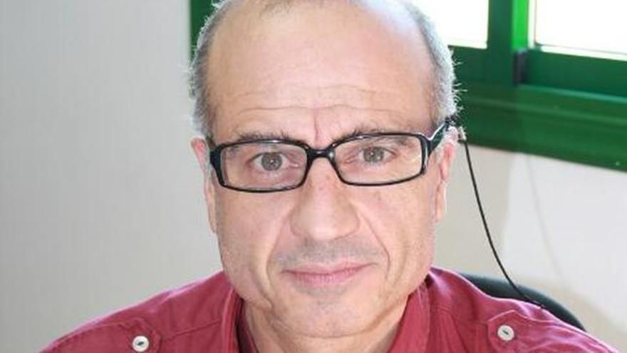 Francisco José Sanatana, agente de medio ambiente fallecido en La Palma @AEAFMA