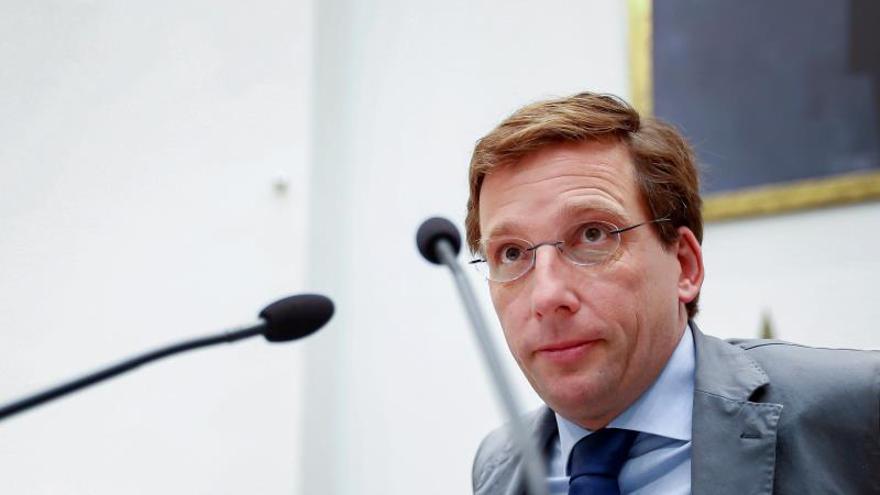 Cs introduce nuevos cambios en el Gobierno de Almeida tras dos semanas