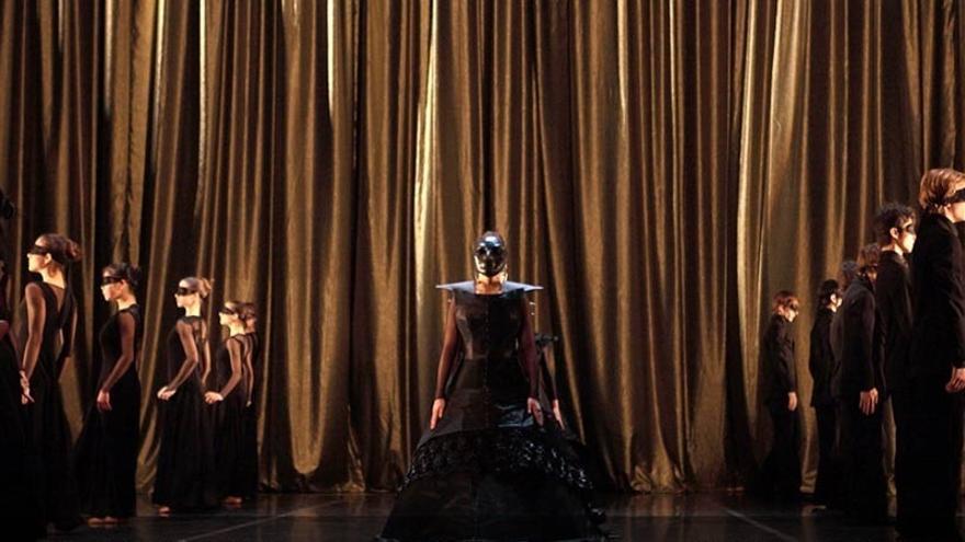 La Compañía Nacional de Danza cierra la temporada de danza del teatro Arriaga de Bilbao con 'Romeo y Julieta'