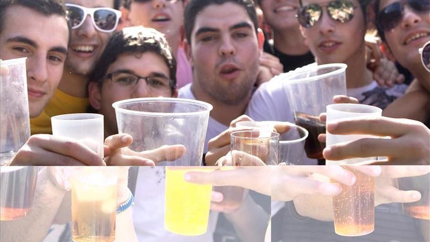 Sólo el 21 por ciento de los padres sabe que sus hijos menores han consumido alcohol