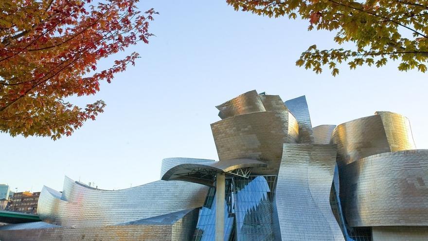 Museo Guggenheim Bilbao cerrará esta Nochevieja a las cinco de la tarde y no abrirá el 1 de enero.