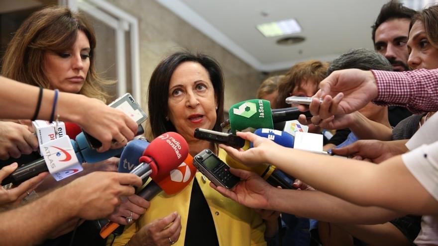 """El PSOE subraya que """"nadie"""" debe participar en las mesas para un referéndum secesionista que está suspendido"""