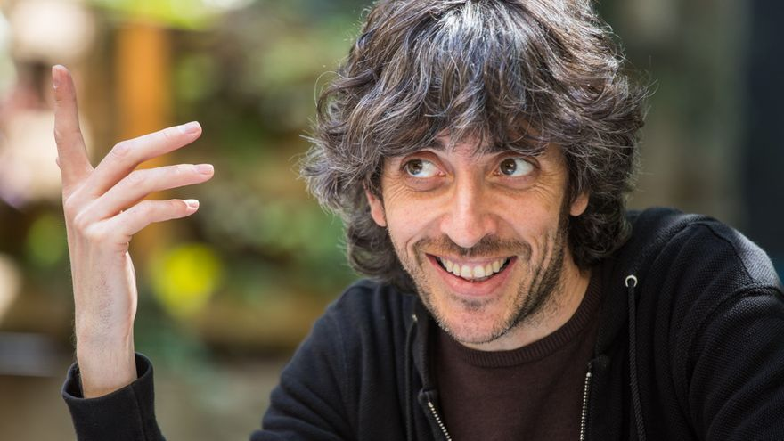Pau Faus, director de 'Sí se puede. Siete días en PAH Barcelona' / ENRIC CATALÀ