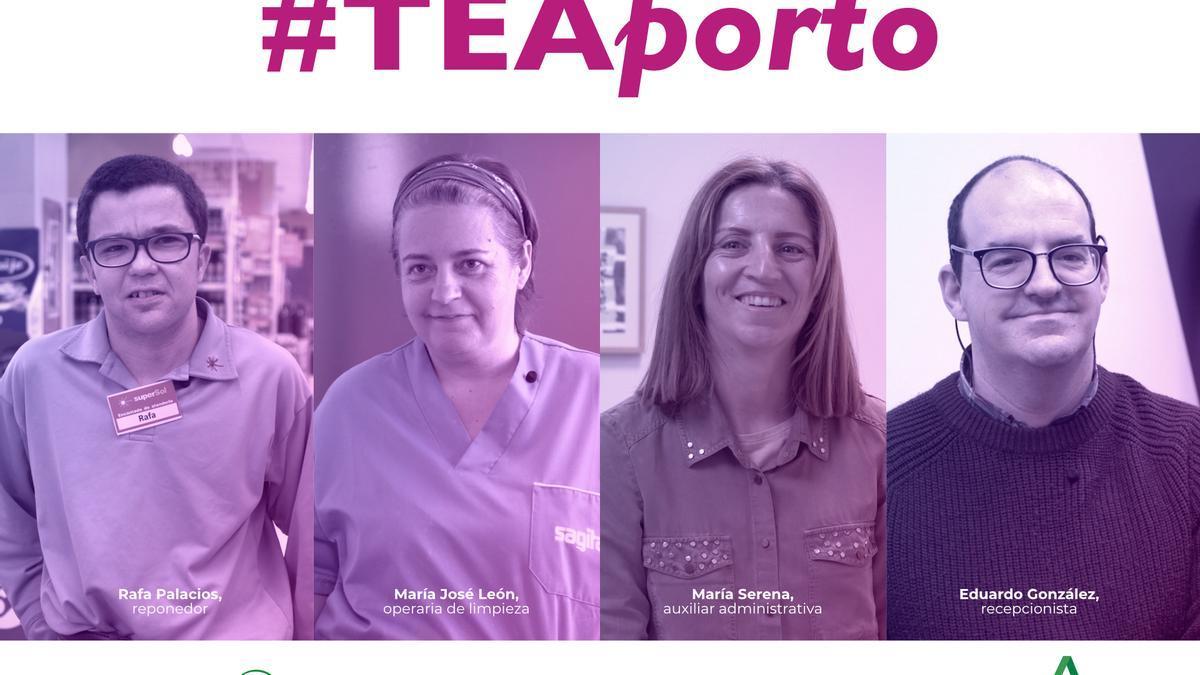 Cartel divulgador de la campaña