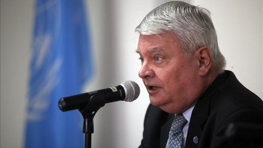 """La ONU quiere más """"cascos azules"""" en Sudán del Sur para apoyar proceso de paz"""