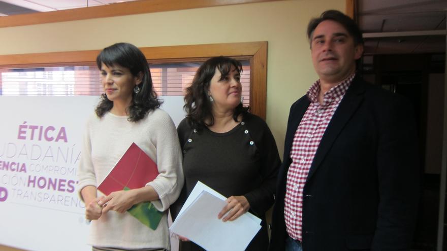 Podemos Andalucía propone que los ciudadanos puedan revocar a cargos electos a mitad de mandato con referéndum