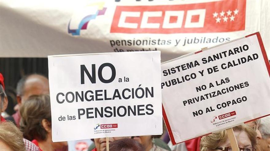 El 60 % de los españoles cree que la recuperación no garantiza las pensiones